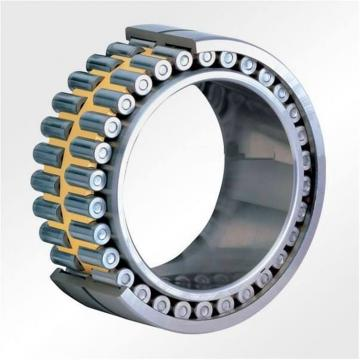 460 mm x 580 mm x 118 mm  NSK RSF-4892E4 cylindrical roller bearings