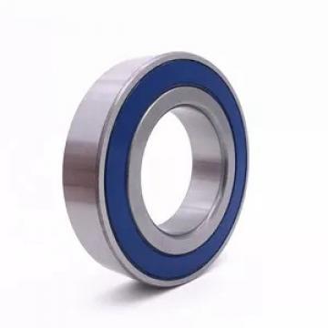 280 mm x 420 mm x 61,5 mm  NTN HTA056DB angular contact ball bearings