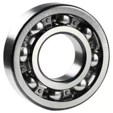 90 mm x 190 mm x 43 mm  NTN 7318BDT angular contact ball bearings